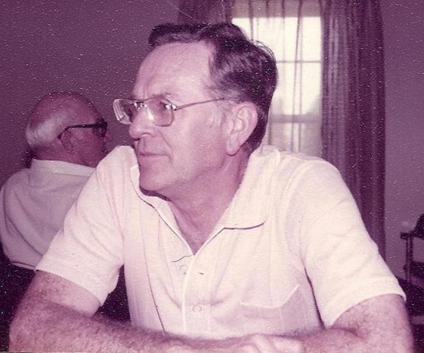 Uncle Tree's father, Billy Lee Watson