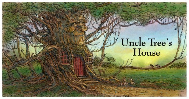 Uncle Tree's House by Aaron Pocock