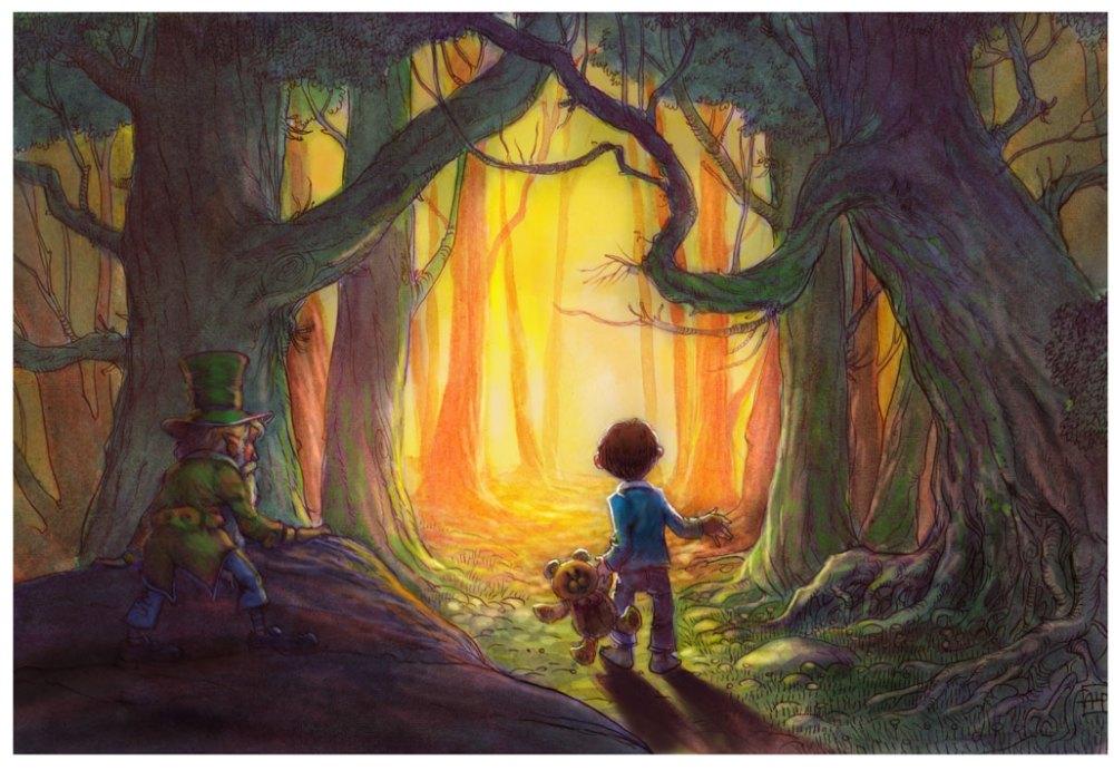 Teddy Bear's Fairy Tale  (1/2)