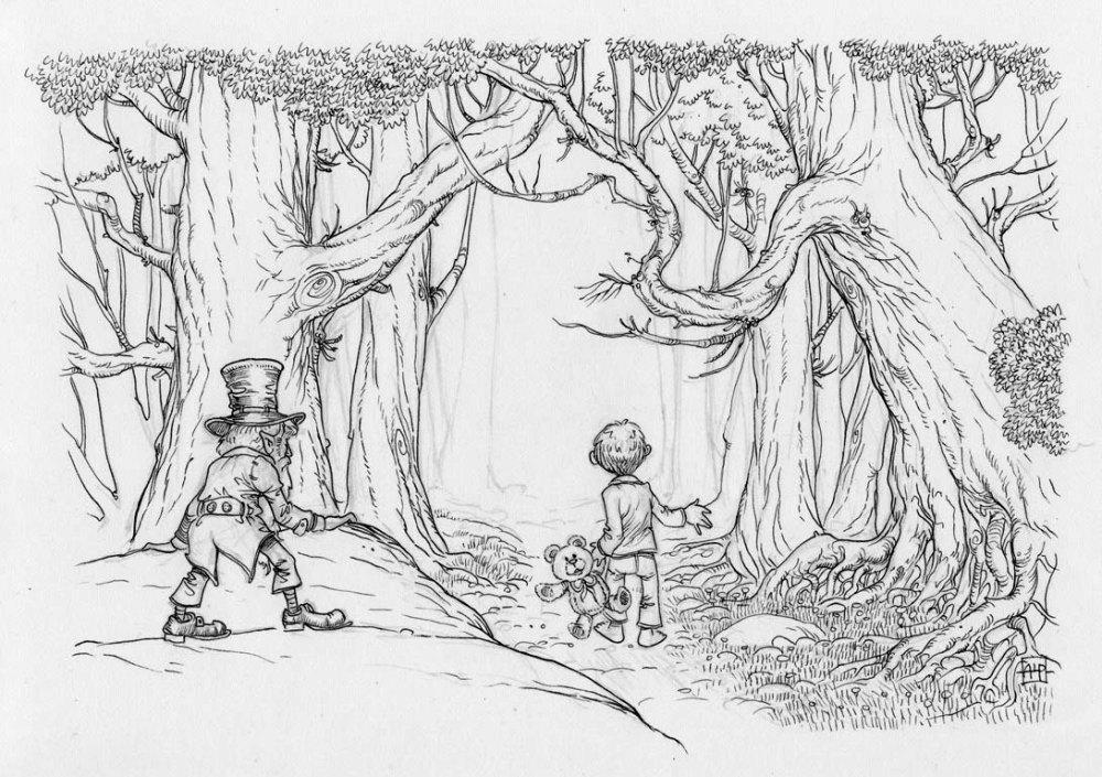 Teddy Bear's Fairy Tale  (2/2)