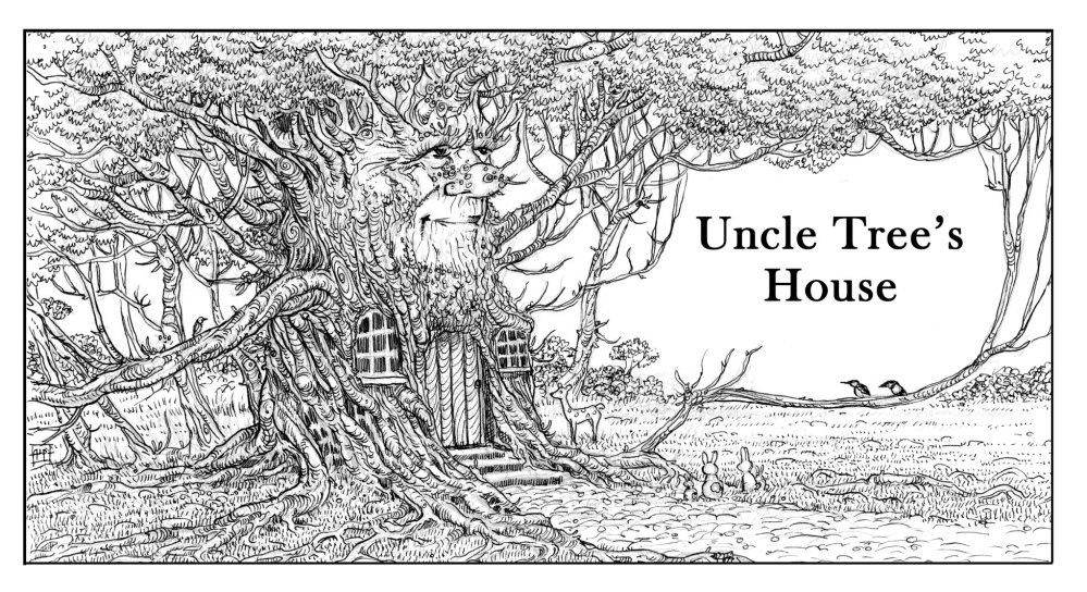 Uncle Tree's House (3/3)