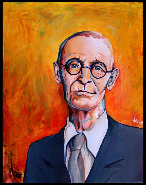 a favorite author Hesse