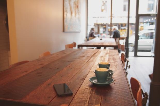 unsplash coffee