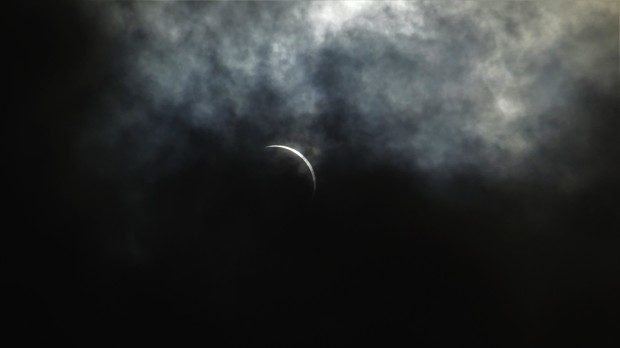 last eclipse shot
