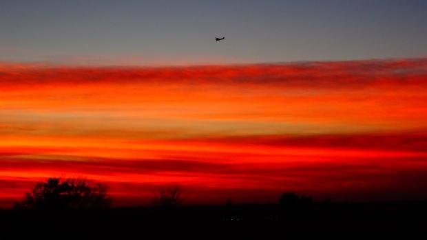 Great Plains Sunset NPR