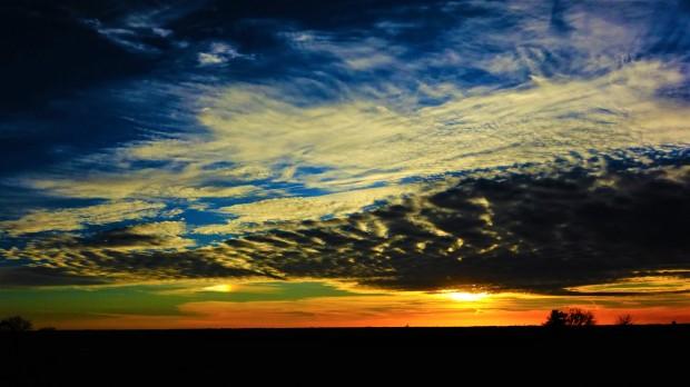 sundrop sunset