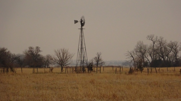 Grand Island Windmill