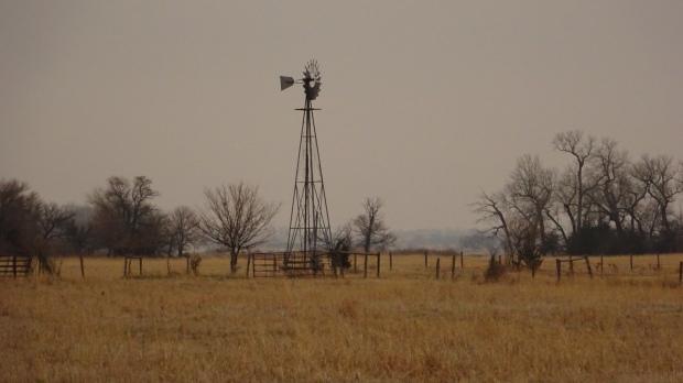 Grand Island Windmill