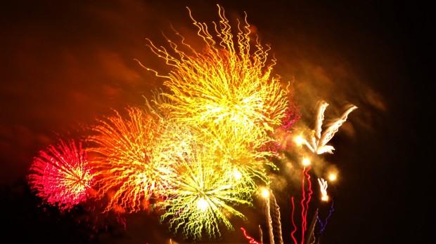 Fireworks 2018