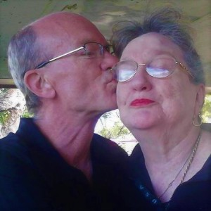 Keith and Mom